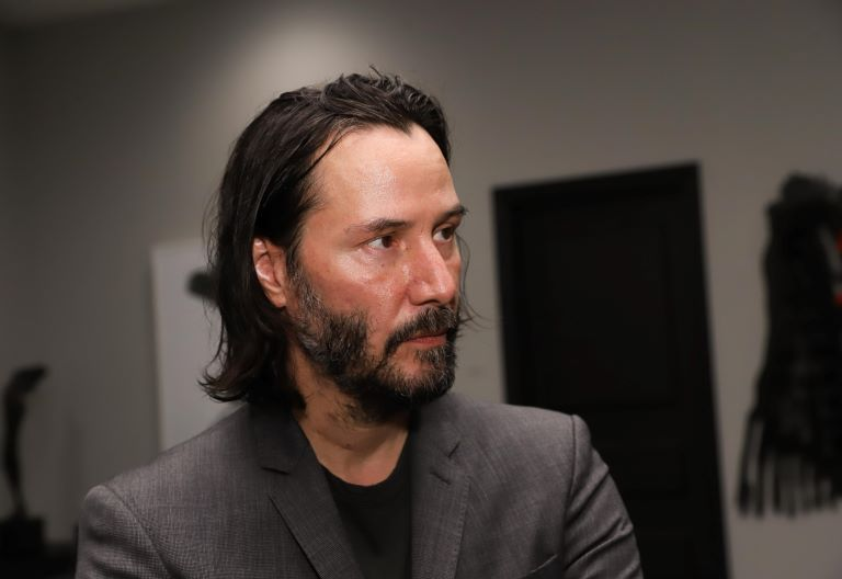 Keanu Reeves Featured Image